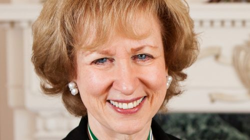 Distinguished Canadian alumni: The Right Honourable Kim Campbell