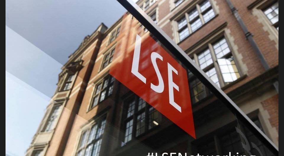 LSE Networking night: April 27, 2017