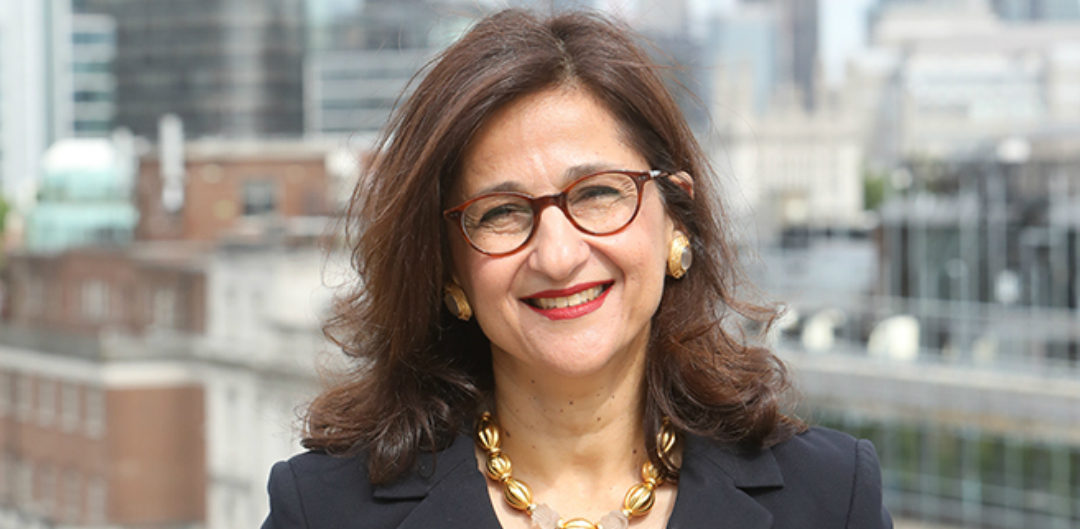 Distinguished alumni: Dr. Minouche Shafik, director of LSE
